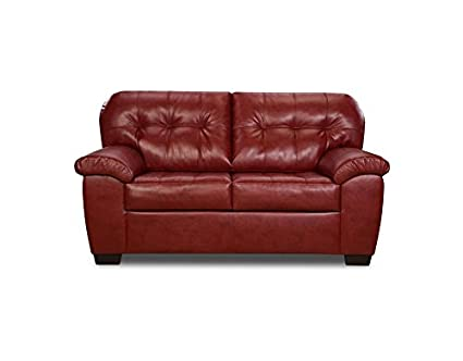 Cool Amazon Com Simmons Upholstery 9515 02 Soho Espresso Bonded Frankydiablos Diy Chair Ideas Frankydiabloscom