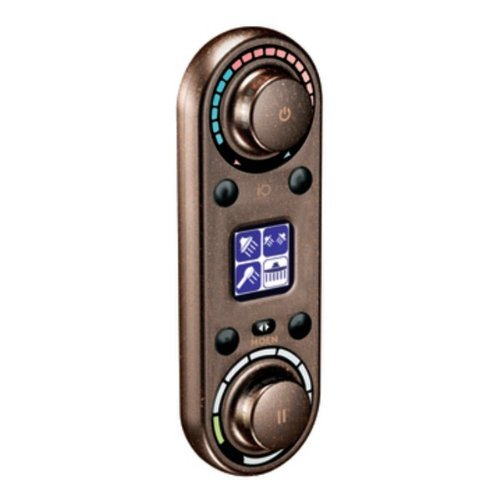 Moen TS3420ORB IO/Digital Vertical Spa Digital Control, Oil Rubbed Bronze ()