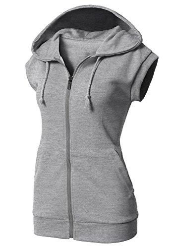 Sleeveless Sweatshirts - 4