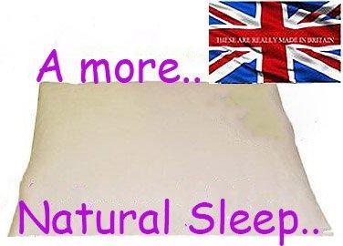 Organic Buckwheat Pillow,Extra Large Size ,30 X 20,4.2 Kilo