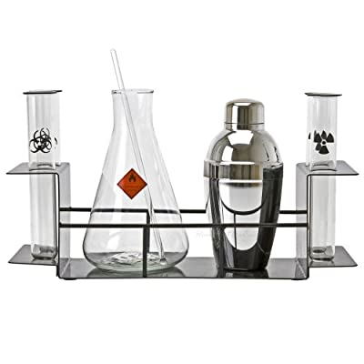 3B Scientific Chemistry Cocktail Set for Drink Mixing
