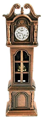 Grandfather Clock Die Cast Metal Collectible Pencil Sharpener (Clock Cast)