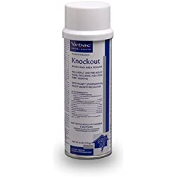 Virbac Knock Out Room Fogger Carpet Spray, 6-Ounce Can