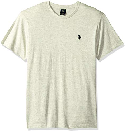 U.S. Polo Assn. Mens Crew Neck Small Pony T-Shirt