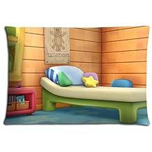 """20x30 20""""x30"""" 50x76cm bedroom pillow cases [ Cotton - Polyester ] fade-resistant graceful Doc McStuffins"""