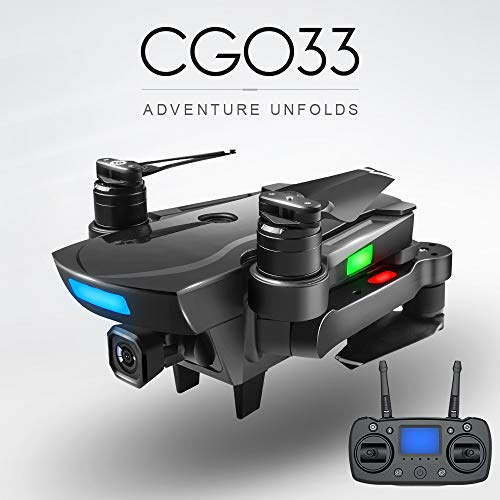 Blueseao Quadcopter Drone,CG033 Brushless 2.4G FPV WiFi HD 1080P Camera GPS Altitude Hold Quadcopter Drone