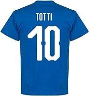 Italy Totti 10 Team Tee - Royal