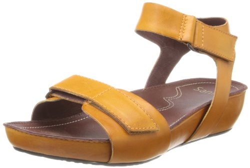 Miel réglable Multicolore Sandale Cuir Sangles Fashion Vana Sanita Sx0qf4Ow
