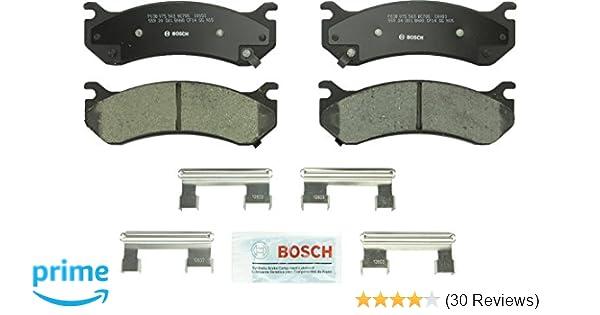 Replacement Brake Pads Rear Ceramic Set For 99-07 Gmc Safari Sierra 1500 Yukon