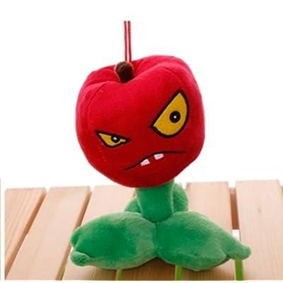 Plants Vs Zombies 2 PVZ Figures Plush Baby Staff Toy Stuffed Soft Doll (Cherry Bomb): Baby