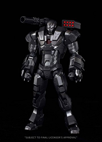 Sentinel Edit Iron Man #04 War Machine Action Figure