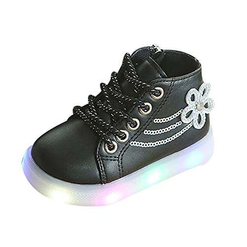 Shoes Yellow Wrestling Shoes Youth Toddler Water Shoes Basketball Shoes,Running Shoes Native Shoes Toddler Light Up Shoes Light Up Kids Shoes Boat Shoes❤Black❤❤Age:2-2.5Years ❤US:6.5
