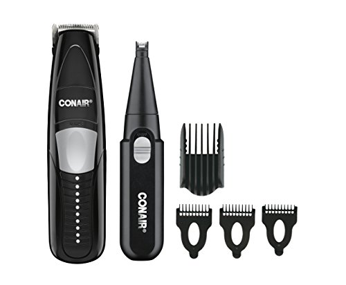 Conair Beard Mustache Trimmer Cordless
