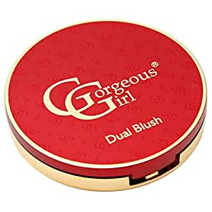 Gorgeous Girl Silky Smooth Dual Blushing Powder - 4.8g, 03