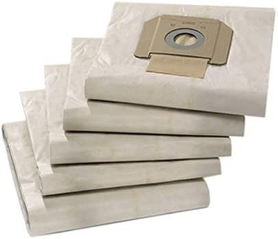 Kärcher 6.904-285 - Bolsas de recambio para filtros de polvo para aspiradoras NT 48/1 y 65/2 (5 unidades): Amazon.es: Bricolaje y herramientas