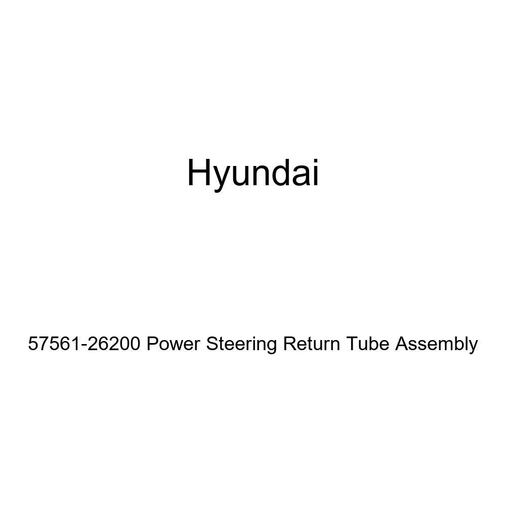 Genuine Hyundai 57561-26200 Power Steering Return Tube Assembly