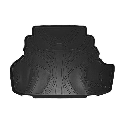 SMARTLINER All Weather Cargo Liner Floor Mat Black for 2007-2012 Lexus ()