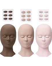 GEMERRY Hulpmiddelen en Accessoires voor Wimperextensions Lash Shampoo Mannequin Head