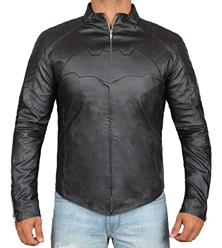 Decrum Bat Motorcycle Jacket for Men, XXXL