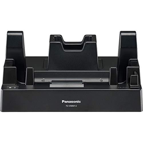 Panasonic Full Desktop Cradle for FZ-M1 - USB X2, Ethernet, Power, Serial, VG.