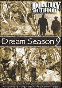 Drury Outdoors Dream Season 9 DVD