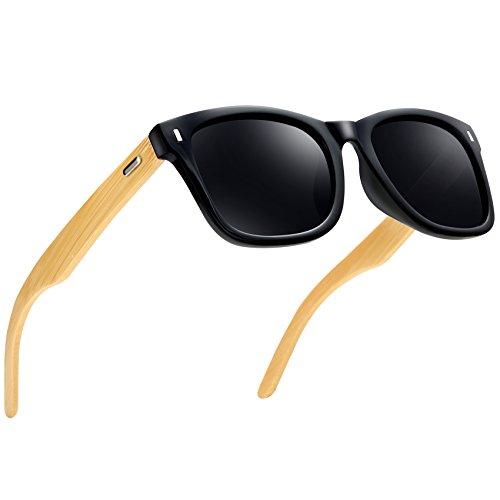 29b9818922c Polarized Sunglasses for Men Retro - FEIDU HD Vision Polarized Sunglasses  Mens FD2149 - Buy Online in Oman.