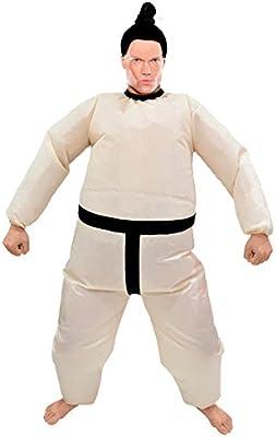 Disfraz Luchador de Sumo hombre adulto para Carnaval M: Amazon.es ...