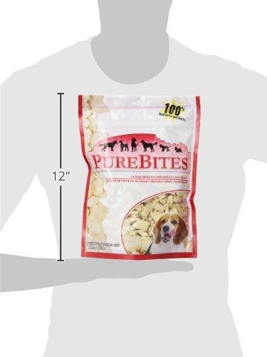 Purebites Chicken Breast For Dogs, 6.2Oz / 175G - Value Size