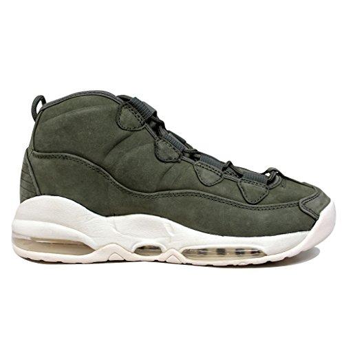 shop for cheap online NIke Air Max Uptempo Mens Hi Top Basketball Trainers 311090 Sneakers Shoes Gm Royal-black 301 cheap price original explore sale online 4CXmPOt