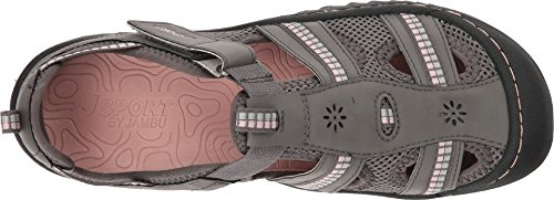 JBU Womens Regatta Dark Grey/Peony 9.5 M US Ye0ef1n