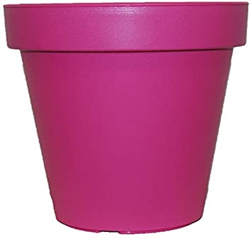 Bright Coloured Plant Pots Large Medium Small Planters Pink, Lime Green U0026  Teal (25cm