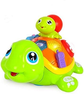 Rastreo de Wishtime entre padres e hijos tortuga juguetes juego ...