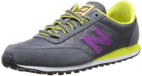 New Balance Ul410, Baskets mode mixte adulte, Gris (Sgy Grey/Purple), 36