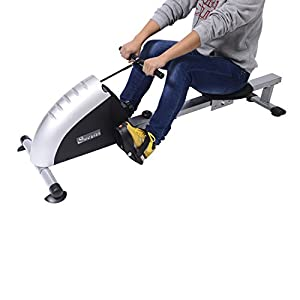 Soozier Magnetic Folding Rowing Machine from Aosom Direct - SPORTS