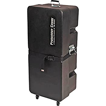 gator cases protechtor series classic compact drum hardware accessory case upright. Black Bedroom Furniture Sets. Home Design Ideas