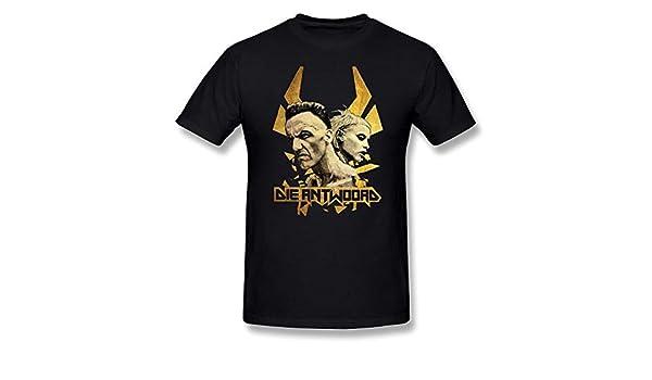 Mens Die Antwoord Ninja & Yolandi Visser T-Shirt Cool Short ...