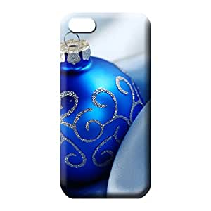 iphone 6 normal Brand Defender Back Covers Snap On Cases For phone phone skins christmas blue ball