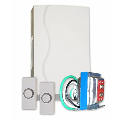 Honeywell RCW110KB1008/N Wired Door Chime Contractor Kit - Doorbell ...