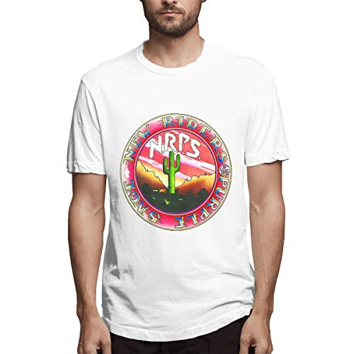 (Digitwhale Men's New Riders of The Purple Sage Where I Come from Cotton Tees )