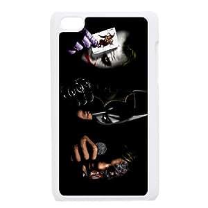 Two Face funda iPod Touch 4 caja funda del teléfono celular blanco cubierta de la caja funda EEECBCAAJ07591