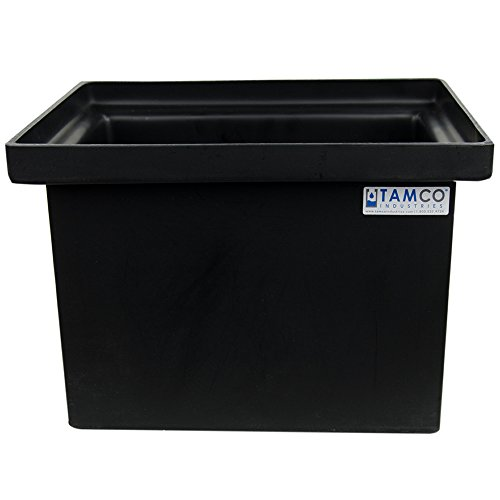 Black Cover for 8inch L x 8inch W Tanks by Tamco Industries