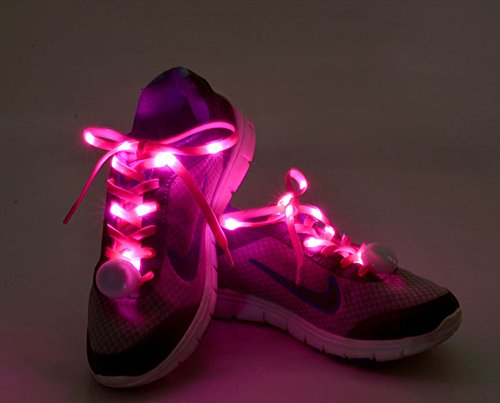 flammi-led-nylon-shoelaces-light-up-shoe-laces-with-3-modes-in-5-colors-disco-flash-lighting-the-nig