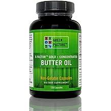 X-Factor Gold High Vitamin Butter Oil 120 Caps