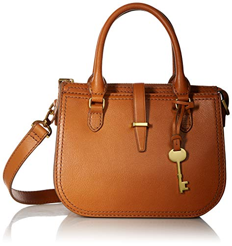 Fossil Ryder Mini Satchel Tan