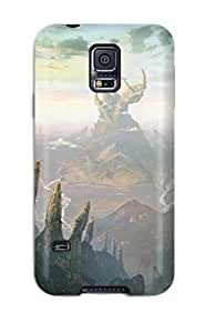 High Quality Tasha P Todd Desktop Artwork Skin Case Cover Specially Designed For Galaxy - S5