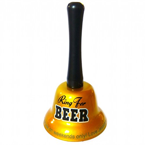 Ring For Beer Bell Party Joke Gag In Gift Box With Poem (Love Poems For Your Boyfriend For Teenagers)
