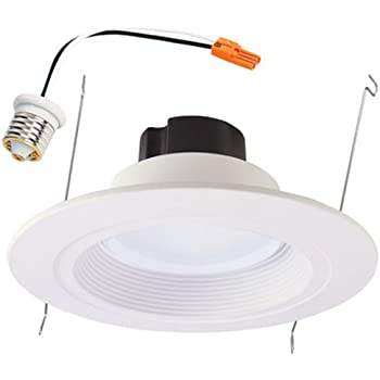 Halo 6 in white led recessed lighting trim led household light halo 6 in white led recessed lighting trim aloadofball Choice Image