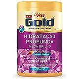 Gold Hidratação Profunda Mega Brilho, 1 kg, Niely