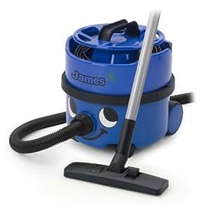 Numatic JVP180-A James - Aspirador con bolsa (800 W, 8 l de capacidad, filtro HEPAFlo)