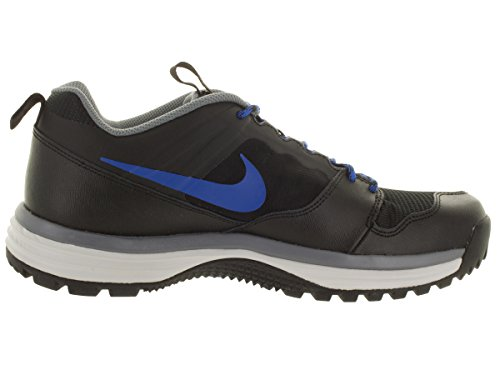 Nike Mens Fusion Hills Training Schoen Zwart / Gm Ryl / Cl Gry / Lght Ash Spel
